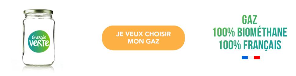 Gaz offre renouvelable